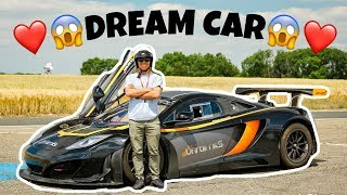Surprising My Husband With His Dream Car- McLaren MP4-12C GT3