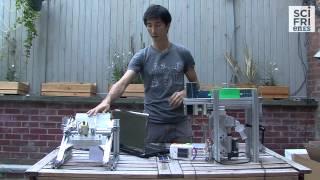 Fabricar placas solares de bolsillo