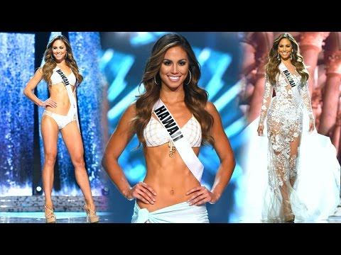 Miss Hawaii USA 2016 - CHELSEA HARDIN - Highlights {HD}