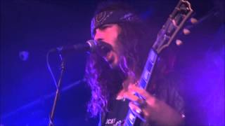 "The Shrine - ""Tripping corpse"" [HD] (Madrid 20-11-2015)"