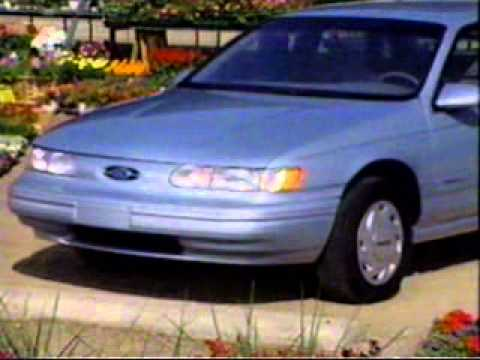1993 Ford Cars- Full Lineup & 1993 Ford Cars- Full Lineup - YouTube markmcfarlin.com
