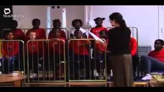 Teachers TV: KS1/2 Creative Arts - All Right on the Night - Part 2