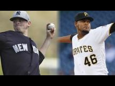 New York Yankees vs Pittsburgh Pirates: Full Game Highlights