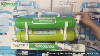 Máy lọc nước 8 lõi Kangaroo KG108