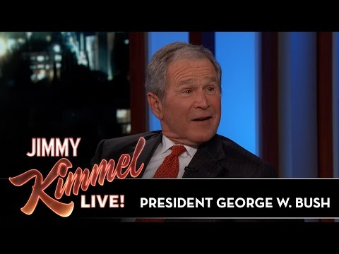 President George W. Bush on Donald Trump