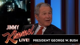 President George W. Bush on Donald Trump's Inauguration