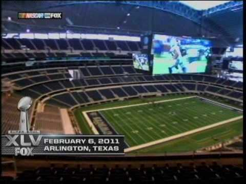 Old Texas Stadium Blow Up and The New one 2010.mpg