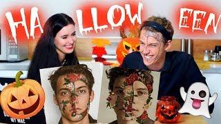 TAK TOHLE JSME NEČEKALI - Halloweenská Challenge !!! w/ Adam Mach