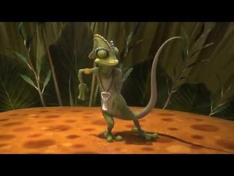 Мультфильм про хамелеона 5 букв сканворд