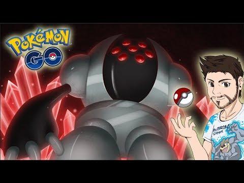 ¡SORPRENDENTE REGISTEEL! El NUEVO POKÉMON LEGENDARIO de 3GEN en Pokémon GO!!! [Keibron] thumbnail