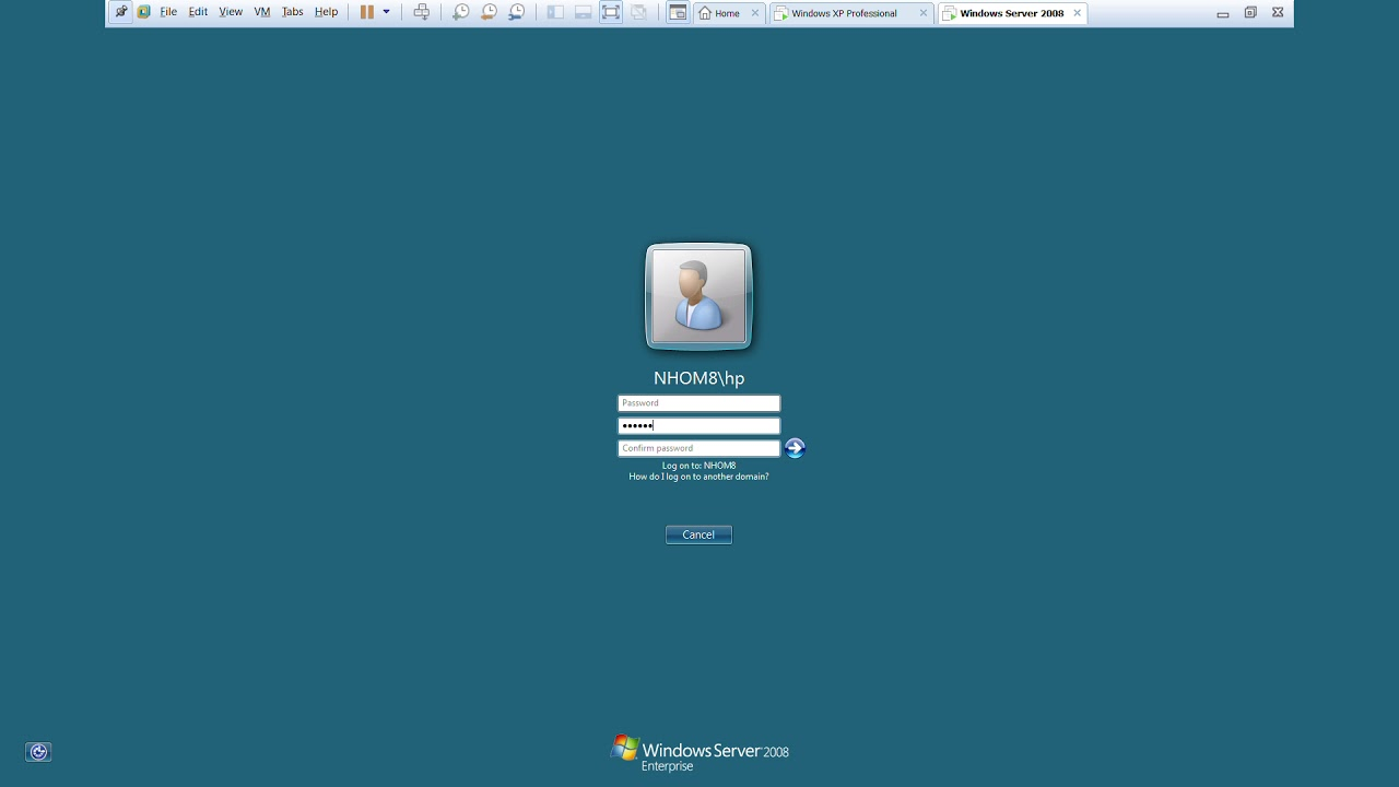Quản trị mạng windows server 2008