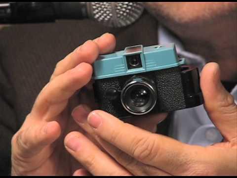 110 Film Photography! Baby Diana 110 Camera!
