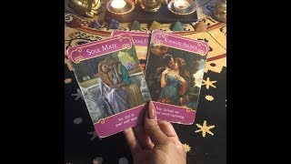 Aquarius- Completing A Karmic Soulmate Cycle!! October 2019 Love Reading