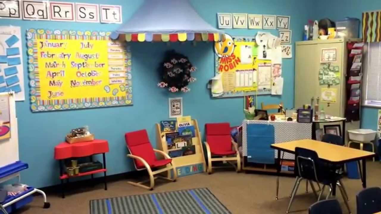 Classroom Setup/Tour - YouTube