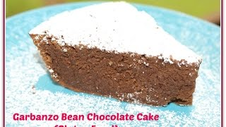 Garbanzo Bean Chocolate Cake (gluten Free!) Tutorial. You Will Be Surprised At The Taste