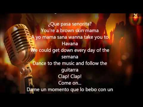 Black Eyed Peas - Latin Girls Lyrics | MetroLyrics