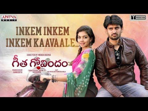 Inkem Inkem Inkem Kaavaale Cover Song By Vamsi Srinivas || Arjun Kalyan ||  Susmitha || Meher Deepak