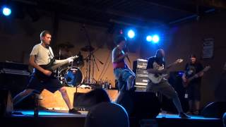unhandled exception - rotten memories (live @ 6. Spanferkelparty 2011)