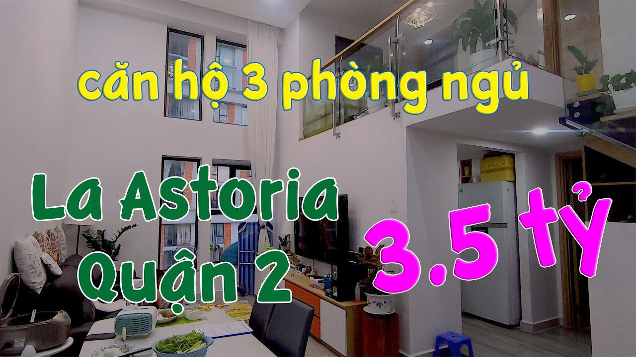 Căn hộ La Astoria quận 2 tầng lửng 3 phòng ngủ rộng rãi thoáng mát   Nhận ký gửi BĐS   OneEra