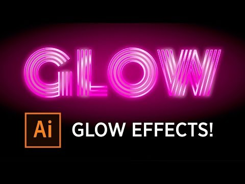 After Effects Tutorial - Glow Transitions