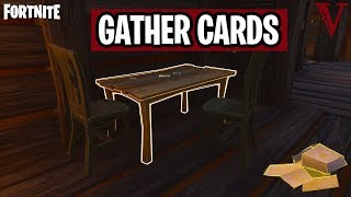Gather Cards | El Jefe | Canny Valley 2 | Fortnite Save the World | TeamVASH