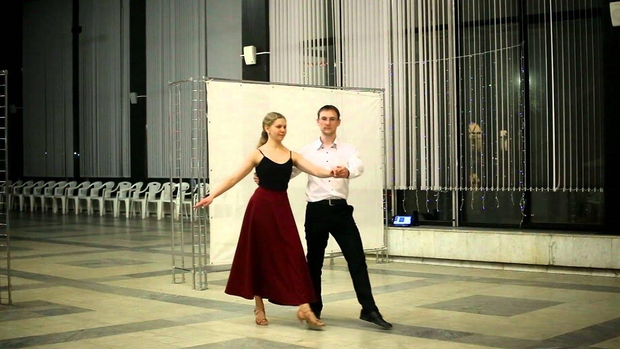 вальс знакомств схема танца