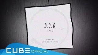 프니엘 (peniel) digital single 'b.o.d' release on 2019.05.13 18:00 (kst) btob official : https://www./user/officialbtob facebook...