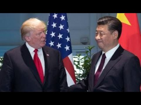 Trump tackles China trade during Asian trip