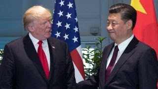 Trump tackles China trade during Asian trip