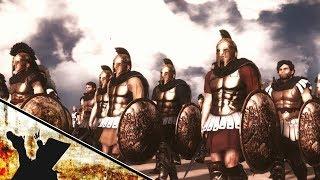 Total War Rome II - 12000 Macedons vs 15000 Pontus - Epic Massive Battle