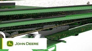 John Deere | S700 The Automated Combine Part 7 - Dynaflo Plus