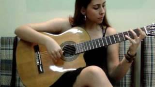 Bachianinha n° 1 (Paulinho Nogueira) - Raíssa Amaral