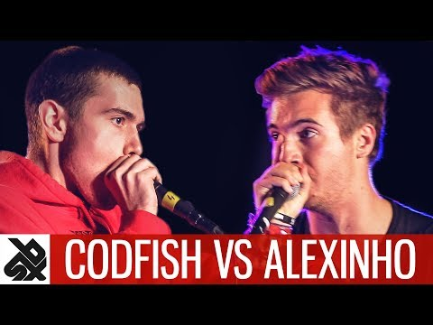 CODFISH vs ALEXINHO | WBC 7ToSmoke Battle | Battle 3