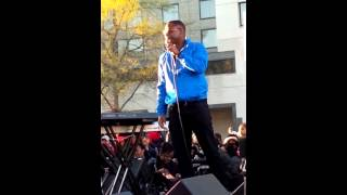 DJ Kool and Doug E Fresh Let Me Clear My Throat at Emancipation Day DC 2014