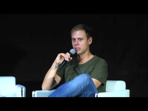 IMS Asia-Pacific 2015: Keynote Interview – Armin Van Buuren