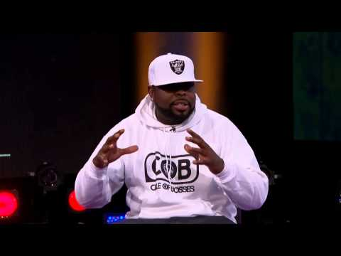 Crooked I speaks on DJ Pain 1 produced song 'Offshore' (Interview)