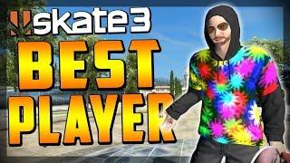 1V1 AGAINST THE BEST PLAYER EVER! (Skate 3 Gameplay)