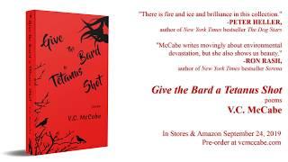 Give the Bard a Tetanus Shot Book Trailer