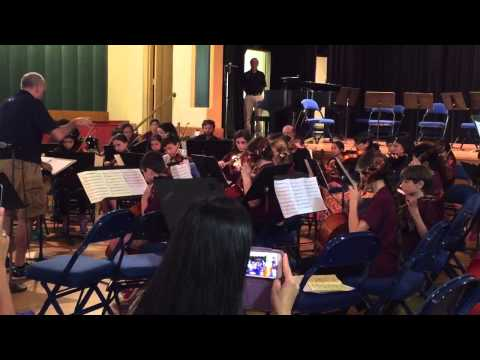 2015 - Westchester County Summer Music Camp strings
