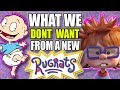 How Nickelodeon Needs To Handle The Rugrats Reboot & Live Action Movie To Please Fans