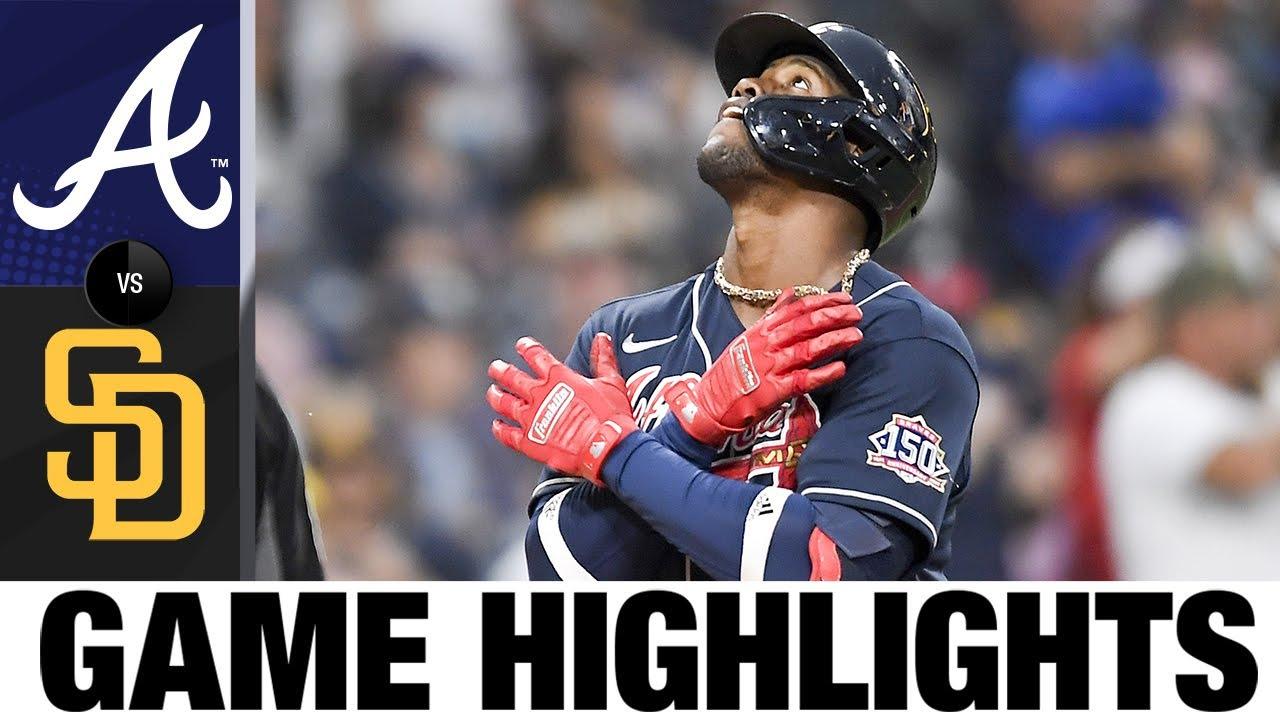 Download Braves vs. Padres Game Highlights (9/25/21) | MLB Highlights