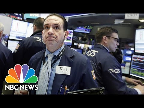 NBC News Special Report: Dow Jones Plunges More Than 1000 Points   NBC News
