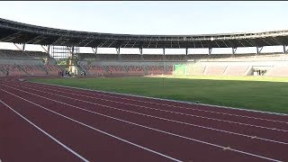 Exclusive: New Clark City Sports Complex almost 100% ready for SEA Games