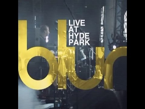 Blur - Live at Hyde Park 2009 (Full Concert)