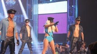 "Yo Soy: Lady Gaga se esforzó muchísimo para interpretar ""Poker Face"""