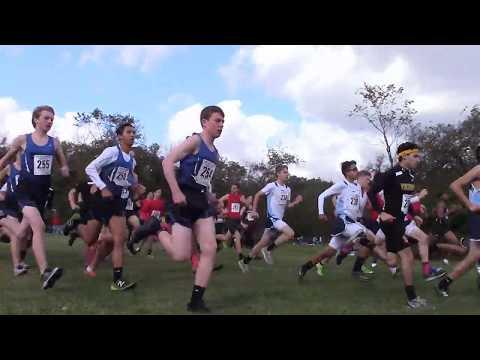 IHSA Regional XC Boys 2018 - Riverside Brookfield