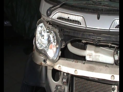 Headlight Makes Noise At The Smart Youtube