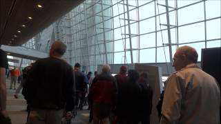 Fire alarm goes off at Virginia Beach Convention Center!
