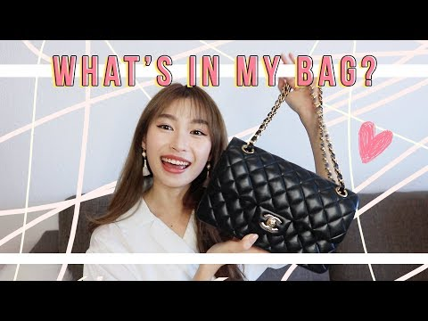 WHATS IN MY BAG? - 2019 💖