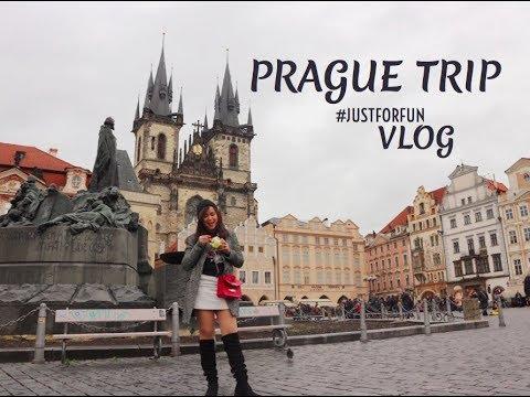 Travel Vlog: Trip to Prague, Czech Republic | ClaudiaNatasya